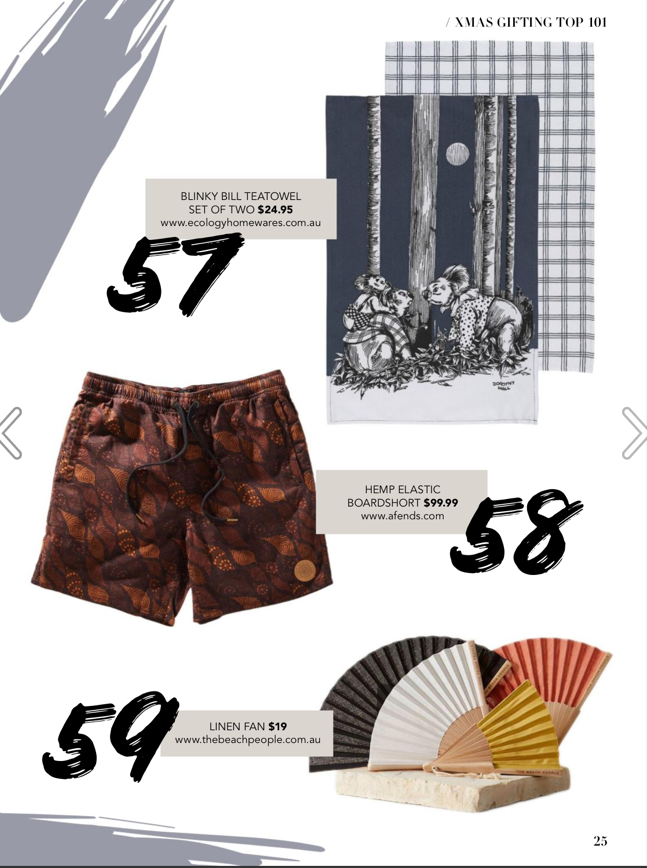 Shopping Confessions Christmas Gift Guide 2019 Cwm Homewares