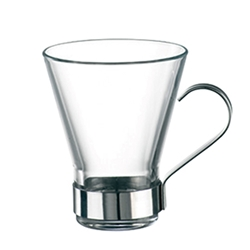 Roma Cappuccino Glass 220ml