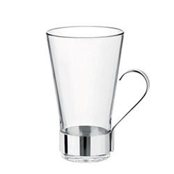 Roma Latte Glass 320ml