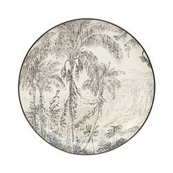 Ecology Expedition Borneo Side Plate 21cm