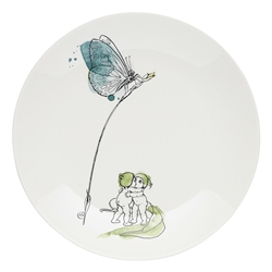 Ecology May Gibbs Butterfly Side Plate 20cm