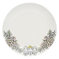 Ecology May Gibbs Teatree Side Plate 20cm