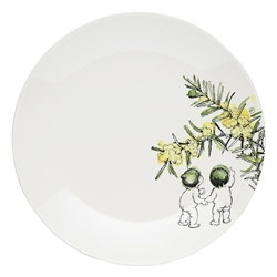 Ecology May Gibbs Wattle Side Plate 20cm