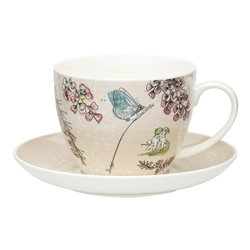 Ecology May Gibbs Riverbank Cup & Saucer 430ml