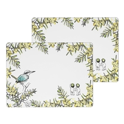 May Gibbs Wattle Set of 2 Large Placemat