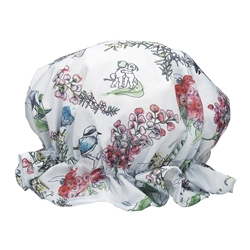 May Gibbs Blossom Shower Cap