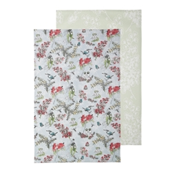 Blossom Tea Towels Set of 2