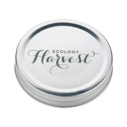 Ecology Harvest Medium Replacement Screw Lid - Set of 6