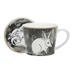 Ecology Bilby Mug & Coaster Set 360ml