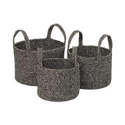 Stitch Midnight Nesting Basket
