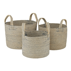 Stitch Icicle Nesting Baskets