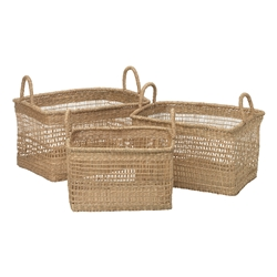 Hold Rectangle Nesting Baskets