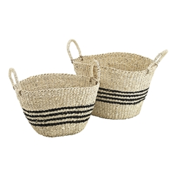 Bronte Baskets with Handles