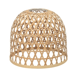 Cross Medium Bamboo Shade