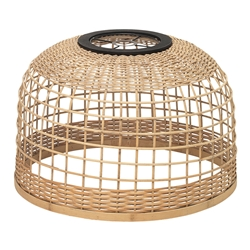 Hatch Large Bamboo Shade