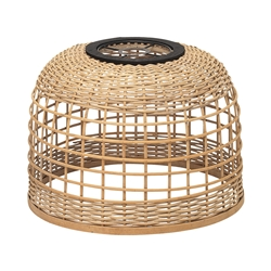 Hatch Medium Bamboo Shade