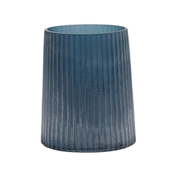 Ecology Eyre Vase 15cm Frosted Monsoon