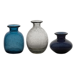 Ecology Halo Vignette Moods Vases Set of 3