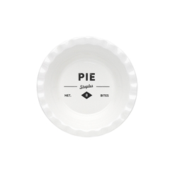 Staples Foundry Pie Dish