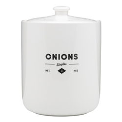 Staples Foundry Onion Keeper
