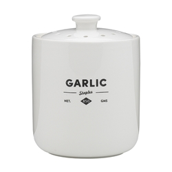 Staples Foundry Garlic Keeper