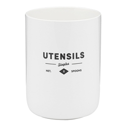 Staples Foundry Utensil Holder
