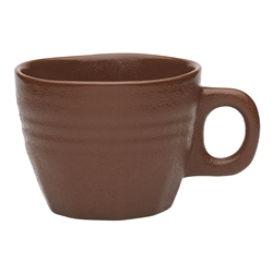 Ecology Facet Cinnamon Mug 460ml