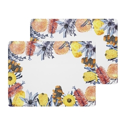 Ecology Florae Large Placemats Set 2