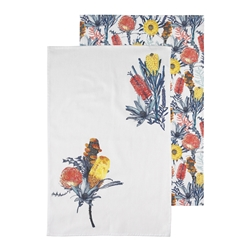Florae Tea Towels