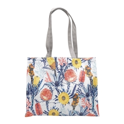 Ecology Florae Tote Bag 37x30x11cm