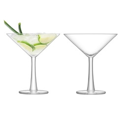 Gin Cocktail Glass 220ml Set 2