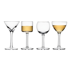 Lulu Liqueur Glass Assorted 4