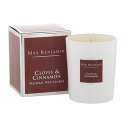 Classic Candle Cloves & Cinnamon