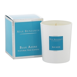 Classic Candle Blue Azure