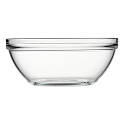 CHEFS BOWL TEMPERED 30CM