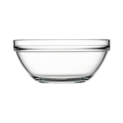 CHEFS BOWL TEMPERED 26CM