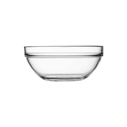 CHEFS BOWL TEMPERED 20CM