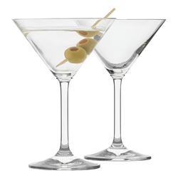 Rona BIN 4735 180ml Cocktail Glass Gift boxed Set of 4