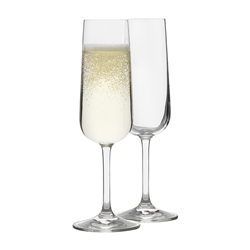 Rona BIN 4067 170ml Champagne Flute Gift boxed Ser of 4