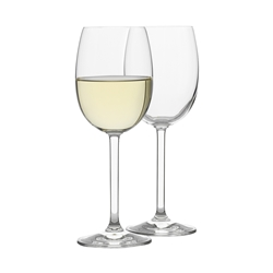 Rona BIN 2611 250ml White Wine Glass Gift boxed Set of 6