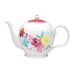 Summer Bloom Tea Pot 1L