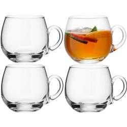 LSA Serve Punch Cups set of 4