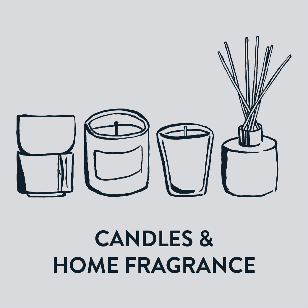 Candles & Home Fragrance