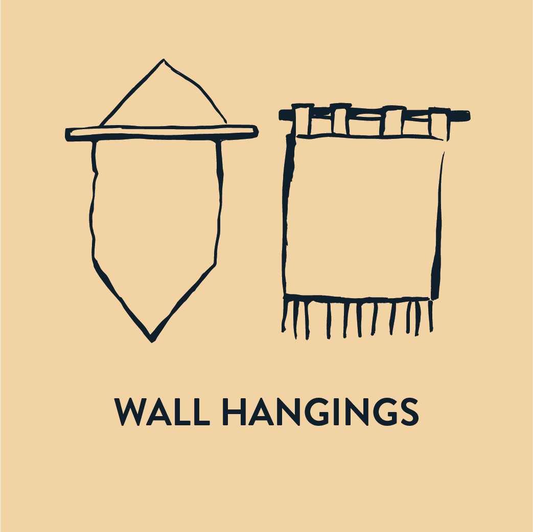 Wall Hangings & Frames
