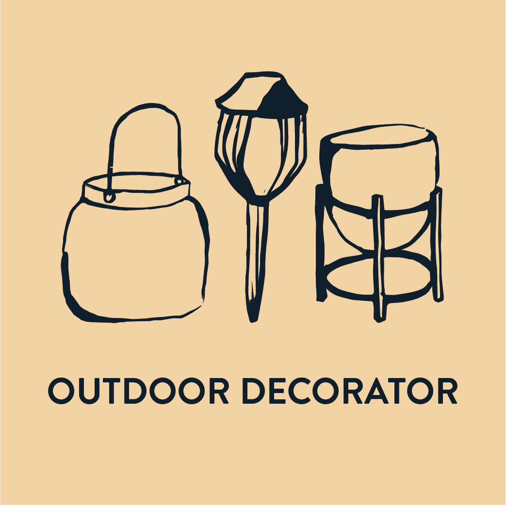 Outdoor Decorator