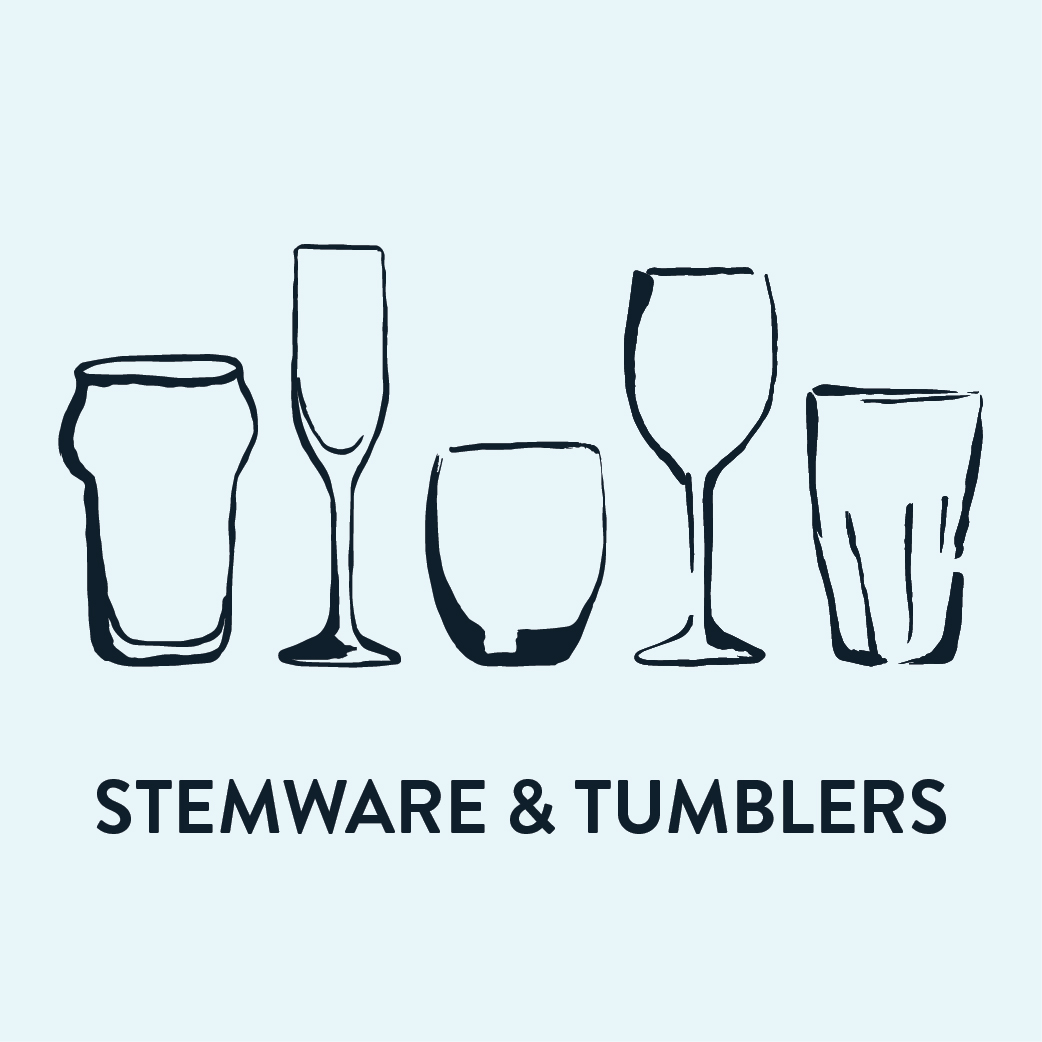Stemware and Tumblers