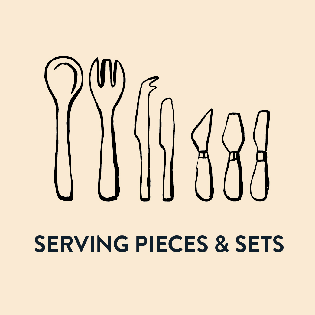 Serving Pieces & Sets